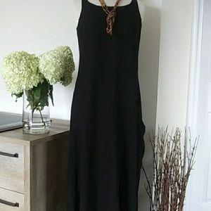 Eileen Fisher maxi dress